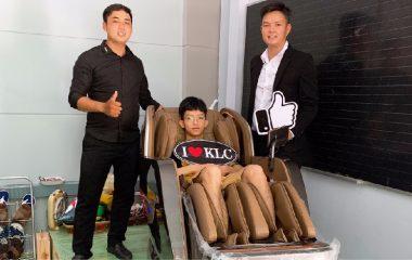 Anh Nguyễn Thành Nam (36 tuổi) ở Bình Dương