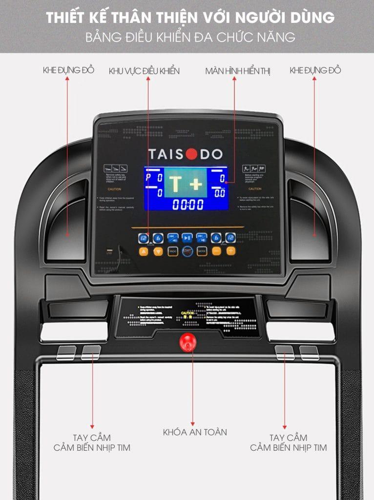 Máy Chạy Bộ TAISODO TS-912