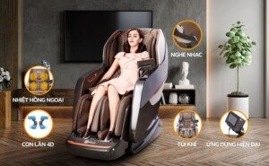 Ghế massage ở Đà Nẵng