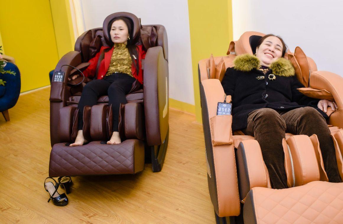 Ghế massage Vinh - Nghệ An 6