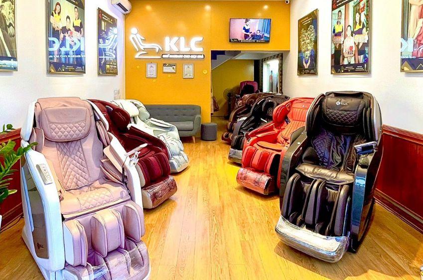 ghế massage KLC Hạ Long 1