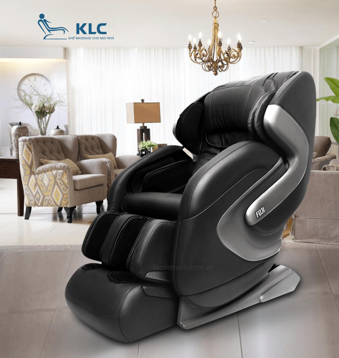 Tư vấn giúp bạn vị trí đặt ghế massage toàn thân trong nhà