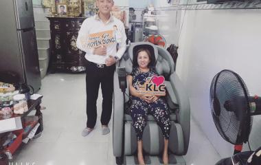 Cô Nguyễn Thị Hồng ( 42 tuổi) ở TP.HCM