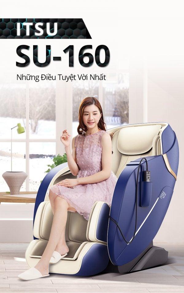 ghế massage ITSU SU 160