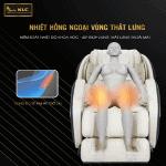tác dụng không ngờ trong phuc hồi chức năng của ghế massage nhiệt hồng ngoại
