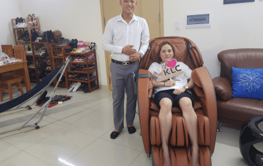 Chị Lê Ngọc Hân (33 tuổi) ở TP.HCM