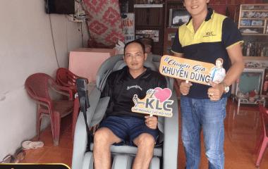 Anh Lê Minh Hoàng ( 38 tuổi) ở TP.HCM