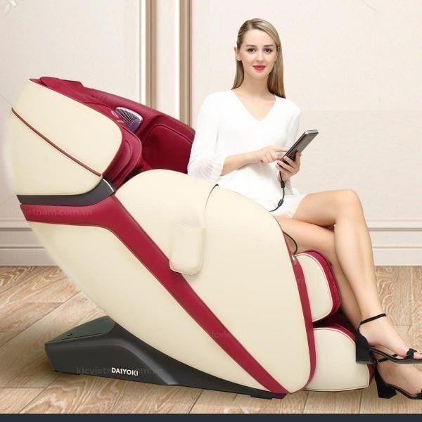 Ghế Massage Chính Hãng KLC - địa chỉ tin cậy cho những sản phẩm ghế massage chất lượng