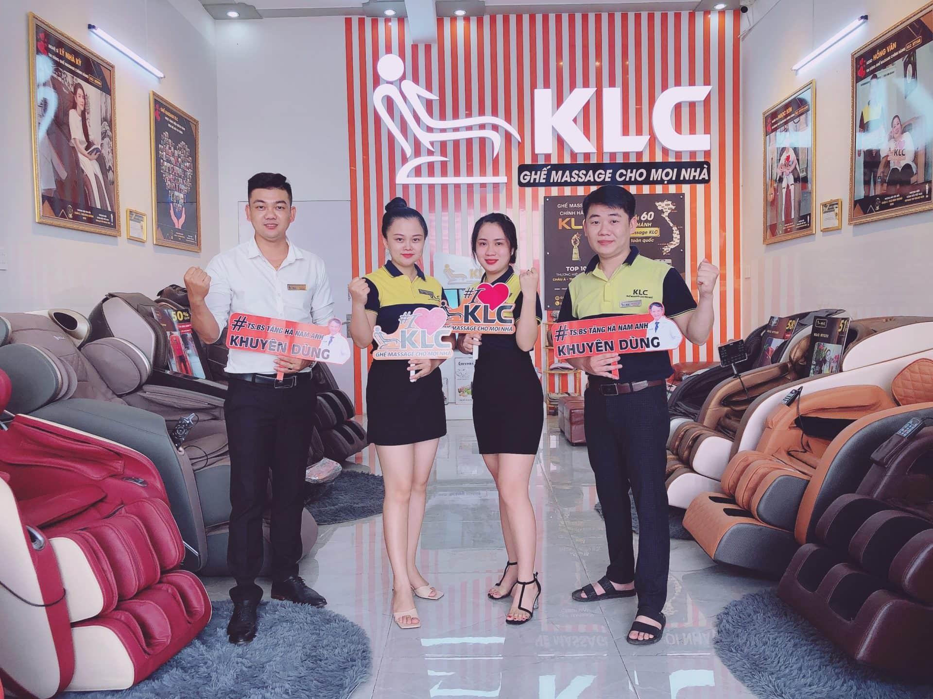 quang ngai Ghế massage KLC