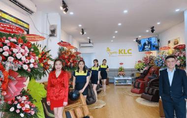 Sự kiện lễ khai trương showroom mới Ghế Massage Chính Hãng KLC tại Lâm Đồng