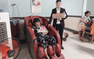 Cô Trần Linh Hoa (56 tuổi) ở Lâm Đồng