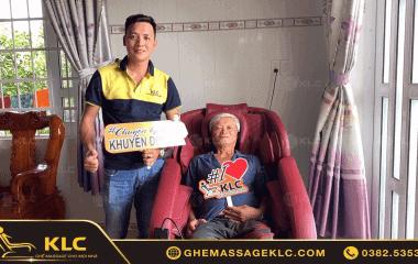 Chú Nguyễn Thành NHân (62 tuổi) ở TP.HCM