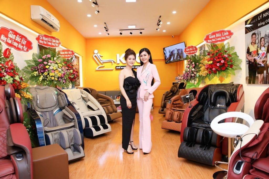 Showroom ghế massage KLC Cần Thơ