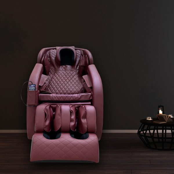 Ghế massage KLC Ky168 màu đỏ
