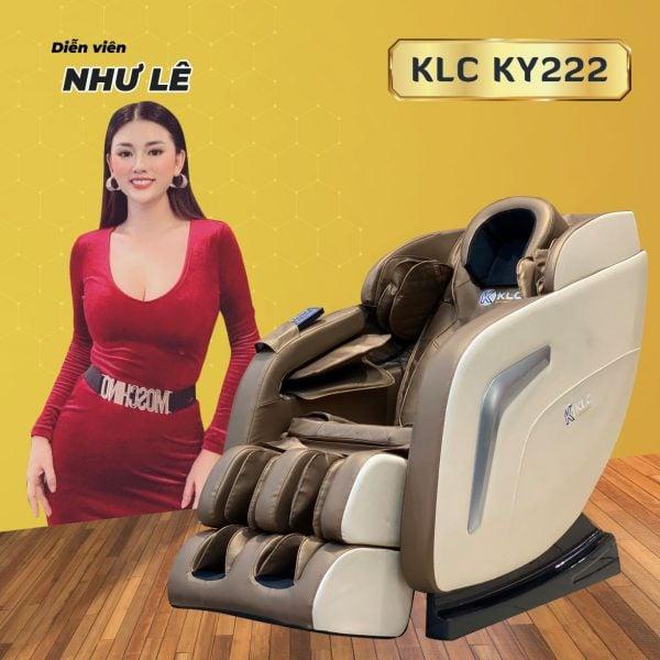 ghe massage klc ky222 NhuLe2 Ghế massage KLC