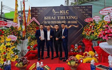 Sự kiện khai trương showroom mới Ghế Massage Chính Hãng KLC tại An Giang