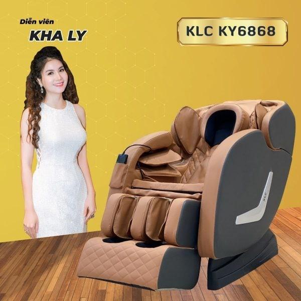 GHẾ MASSAGE KLC KY6868