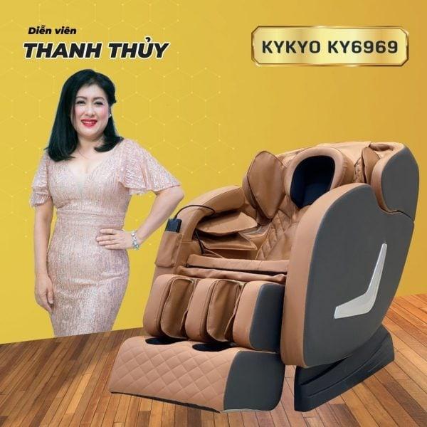 GHẾ MASSAGE KYKYO KY6969