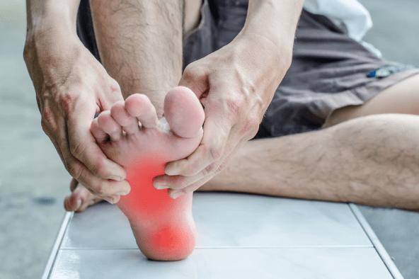 4 bài tập tại nhà giúp giảm đau gan bàn chân trái hiệu quả