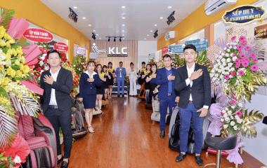 Showroom ghế massage KLC Bình Thuận