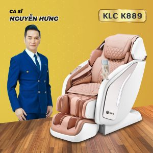 Ghế massage KLC K889