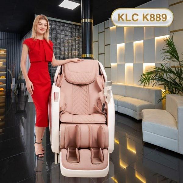 ghế massage KLC K889
