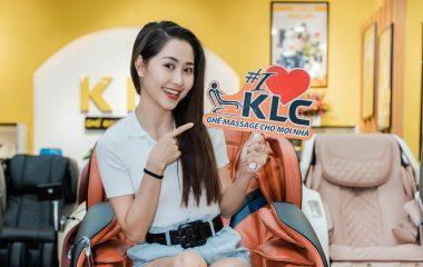 Diễn viên Tường Vi phấn khích với những trải nghiệm cùng siêu phẩm KLC K8888