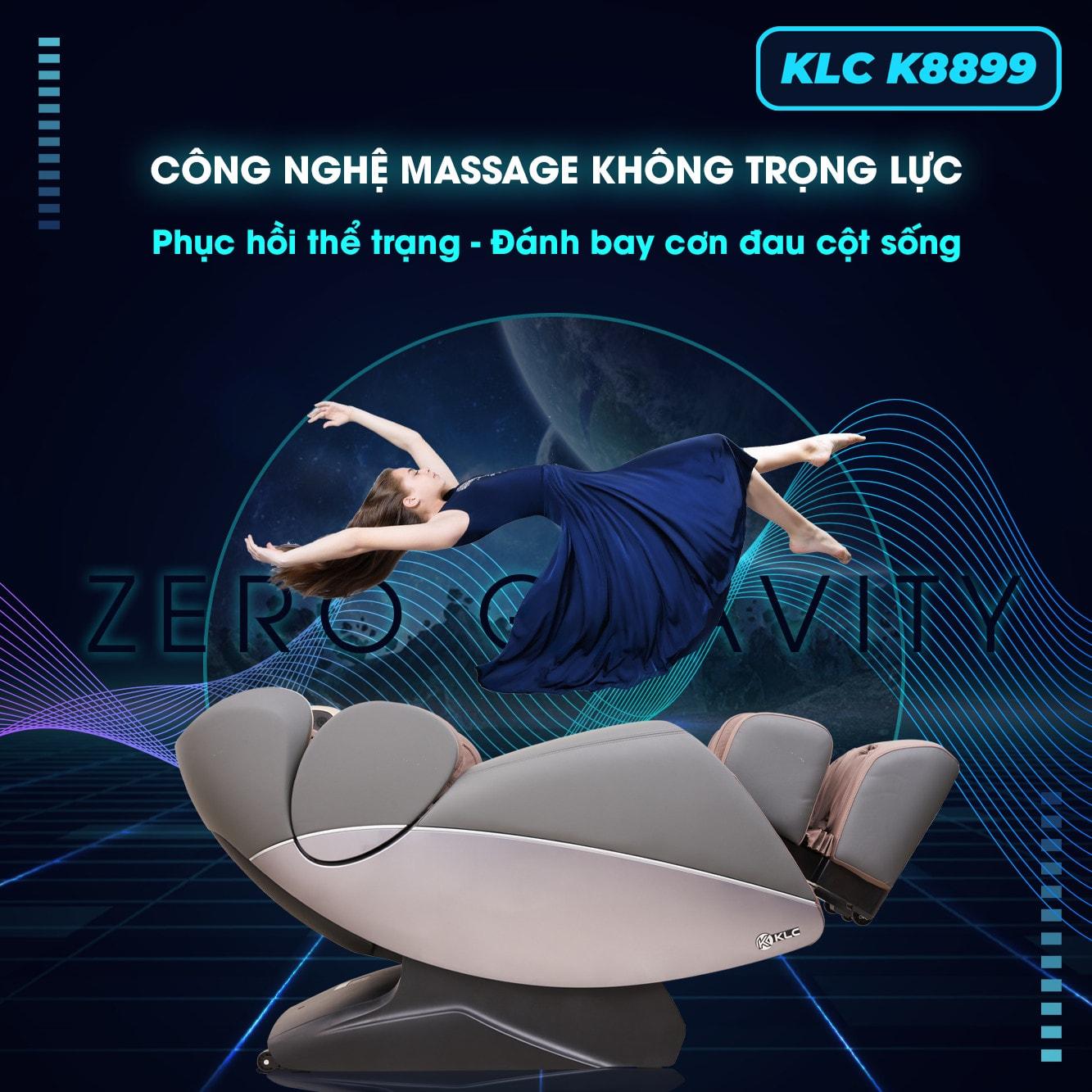 Ghế massage KLC K8899