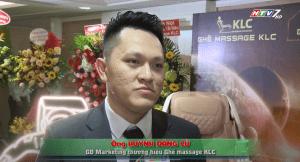 Lễ ký kết Cố vấn chuyên môn độc quyền thương hiệu Ghế Massage Chính Hãng KLC cùng với TS.BS Tăng Hà Nam Anh