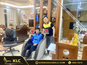 112 Ghế massage KLC