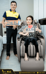 3de nhat danh hai viet huong hai long voi nhung tinh nang uu viet cua KLC K8899 Ghế massage KLC