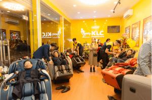 4khai truong showroom ghe massage chinh hang klc thanh hoa cn2 Ghế massage KLC