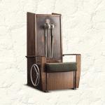 Cùng KLC tìm hiểu lịch sử phát triển của những chiếc ghế massage đời đầu