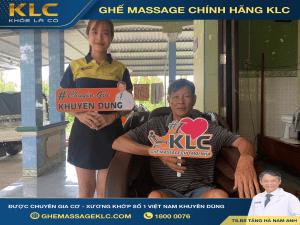 1 Ghế massage KLC