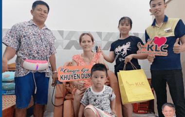 Cô Nguyễn Thị Tàu (56 tuổi) ở Đà Nẵng
