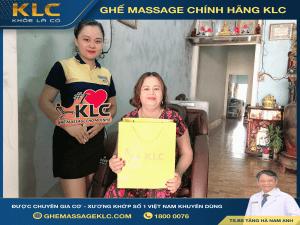 Cô Nguyễn Thu Liên ( 52 tuổi)