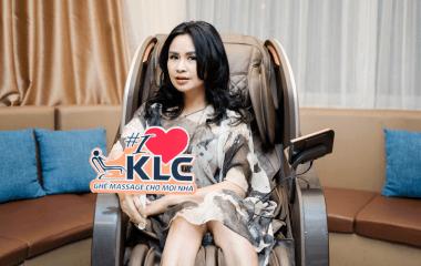 """Diva Thanh Lam bị cuốn hút bởi """"chiếc phi thuyền"""" KLC K9999"""