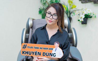 """""""Nữ hoàng gợi cảm"""" Minh Tuyết chọn ghế massage KLC K8899 làm món quà chọn tuyệt vời dành tặng Bố Mẹ"""