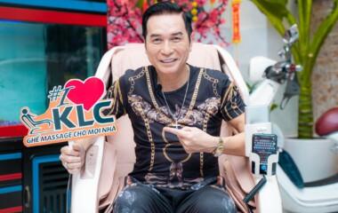 """Ca sĩ Nguyễn Hưng – Paris By Night """"rinh"""" ngay siêu phẩm KLC K889 dành tặng vợ"""
