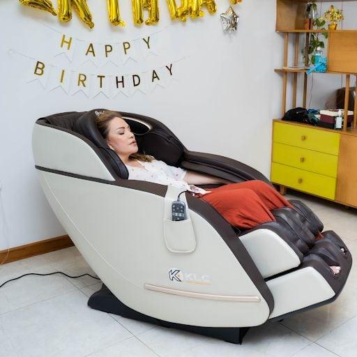 ghe massage Ghế massage KLC