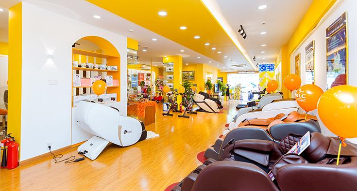 9 1 Ghế massage KLC
