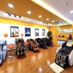 Ghế massage chính hãng Biên Hòa - Đồng Nai
