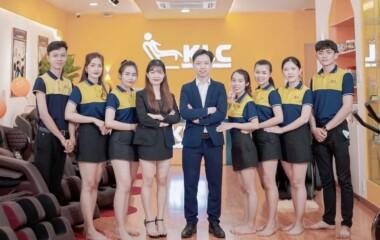 Trụ sở ghế massage chính hãng KLC Biên Hòa - Đồng Nai