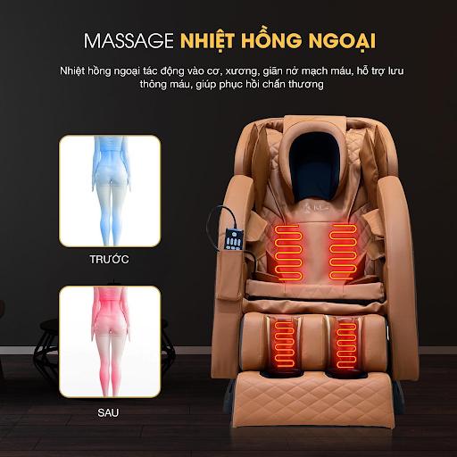 Tùy vào mục đích sử dụng và nguồn tài chính để lựa chọn ghế massage giá rẻ